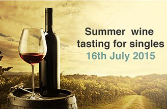 FREE Summer Wine Tasting for Singles Party