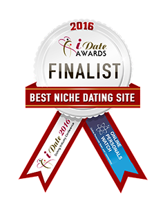 2016 iDate Awards Nominated Best Niche Dating Site