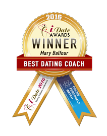 Abi Jude Best Date Coach Award 2017