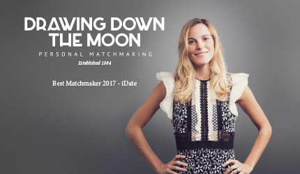 Matchmaker Andrea Messent of Drawing Down the Moon Top London Matchmaking Company
